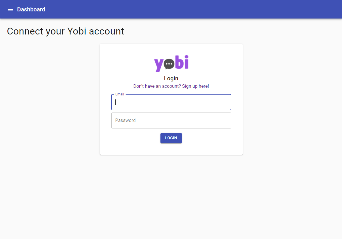 shopify yobi integration